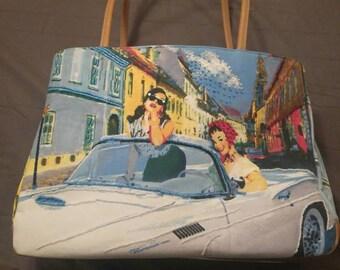 Preston and york designer handbag vlv