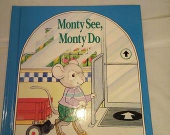 Alpha Pets-Monty See, Monty Do-1991