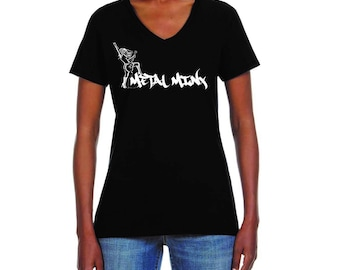 Metal Minx Cotton TShirt