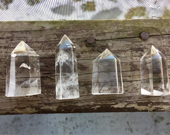 One Quartz Crystal Point