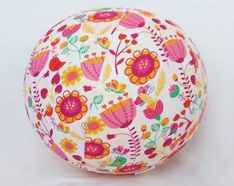 Balloon Ball - Birds & Flowers - fun TOY -  as seen with Michelle Obama on Parenting.com