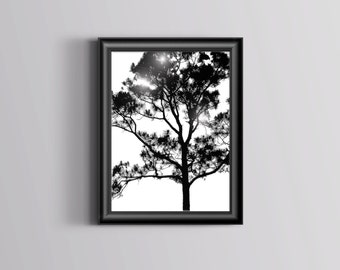 "11x14 Wall Gallery Art ""Tree"" - Digital Download"