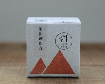 Fruity Iron Goddess Oolong Tea / Highly Roasted Tea / Wolf Tea / Tie Guan Yin