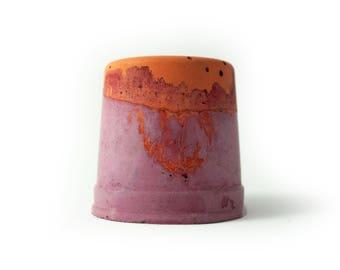 Orange & Pink Little Vessel