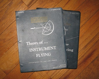 Theory of Instrument Flying