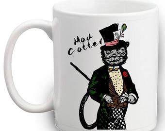 Mad Catter Mug   Mug   Gift