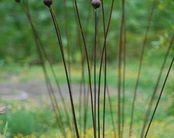 Kinetic Metal Garden Art ...