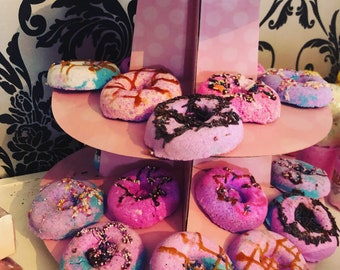 Donut bathbomb