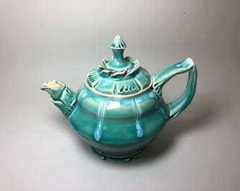 Whimsical Porcelain Teapot pottery