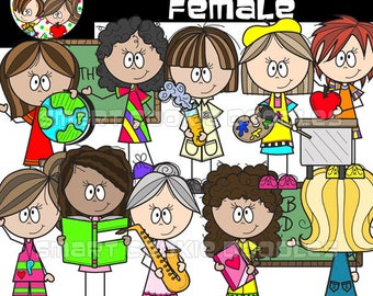 Teachers - Female