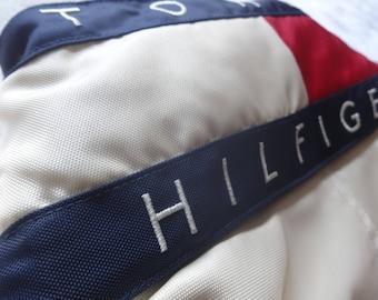 Nwot vintage Tommy Hilfiger L fleece lined jacket