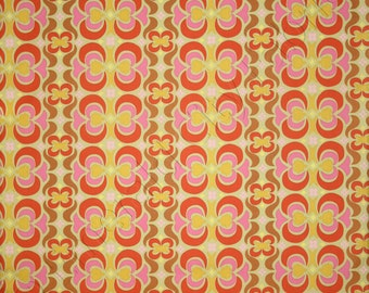 Amy Butler Midwest Modern 2 Garden Maze Tan Fabric by the Yard AB23-TAN
