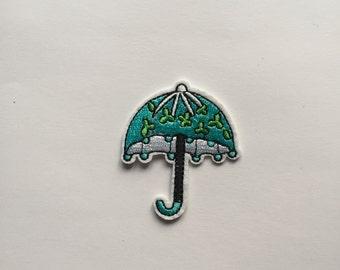 Umbrella  Iron on patch