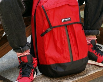 PIPE -T1 backpack (fuctional/lightweight/weatherproof)- Red