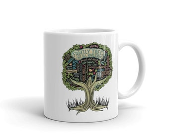 Family, We all have one. Mug