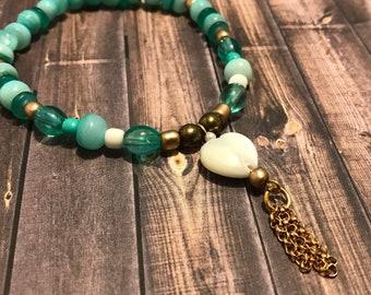 SOULFUL beaded bracelet || Once Size Fits All