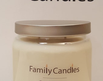 Family Candles - Sweet Lilac 16oz Double Wicked Soy Candle