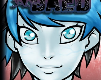 REdaed Oneshot (Comic) First Edition *LIMITED*