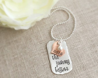 Graduation Necklace . Graduation Jewelry . Grad Gifts . Grad Jewelry . personalized jewelry . handmade jewelry . gifts for grads . college