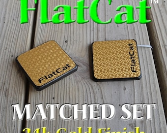 FlatCat™ Matched Set Guitar Pickups for CBG