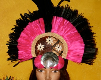 Tahitian Headdress