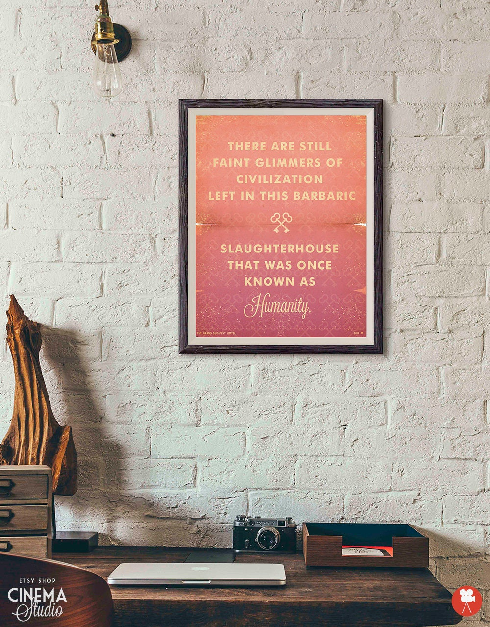 Grand Budapest Hotel Quotes 20% Off The Grand Budapest Hotel Poster Print Type Wes