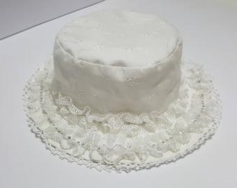 Romantic Lace and lace cap