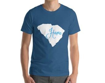 """South Carolina """"Home"""" T Shirt"""