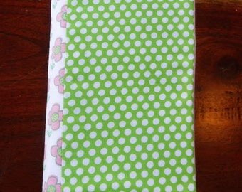 Book Cover - Book Cover Fabric - Cloth Book Cover - Fabric Book Cover - Fabric Book Sleeve - Paperback Cover - Book Sleeve - Sketch Flowers