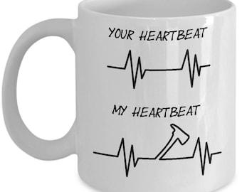 Firefighter Gift Coffee Mug