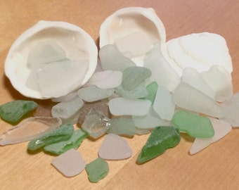 Genuine Sea Glass, Beach Glass, Tumbled Glass, Sea Glass Bulk