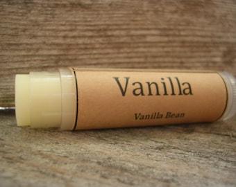 Vanilla Natural Lip Balm