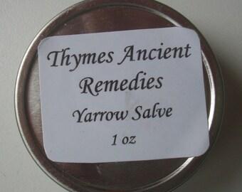 Yarrow Herbal Salve