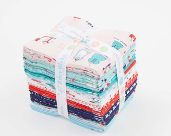 SALE!! Fat Quarter Bundle A Little Sweetness bt Tasha Noel for Riley Blake Designs- 24 Fabrics