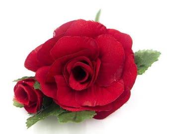 Ole Ole Flamenco Fabric Baby Rose