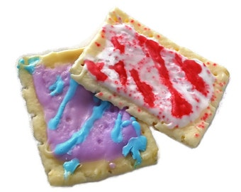 Toaster Pastry - Fun soap - Kids soap - Food soap - Novelty soap - Strawberry Pastry - Sprinkle Soap - Realistic Food Soap - Fun Kids Gift