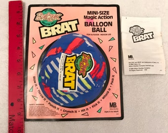 1990 Milton Bradley BRAT Balloon Ball