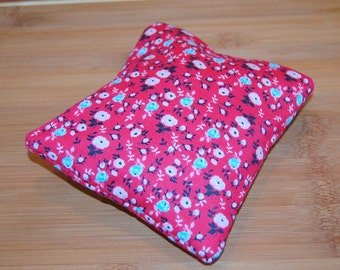 Rice Heating Pad,Heating Pad, Microwave Hot / Cold Pack, Heat Therapy, Rice Bag, Natural Pain Relief, Ideas for Women