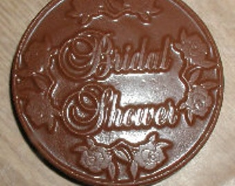 Bridal Shower Lolly Chocolate Mold