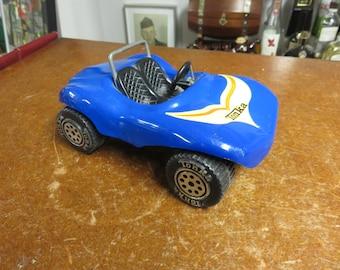 Vintage 1970's Blue Tonka Dune Buggy Car