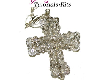 Crytal Cross Beadweaving Tutorials and Patterns