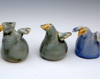 Little Bird Sculptures