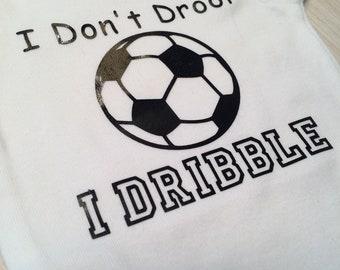 I Don't Drool, I Dribble Onesie