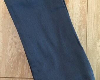 True Navy Napkin Set - Monogrammed Napkins - Personalized Napkins - Cloth Napkins - Hostess Gift - Bridesmaid Gift - Birthday Gift