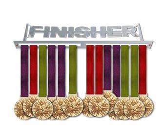 Finisher Medal Hanger Display V1 | Motivational Medal Hanger | Medal Holders by Victory Hangers®