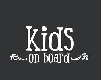 Baby on Board Sticker/Decal Cute