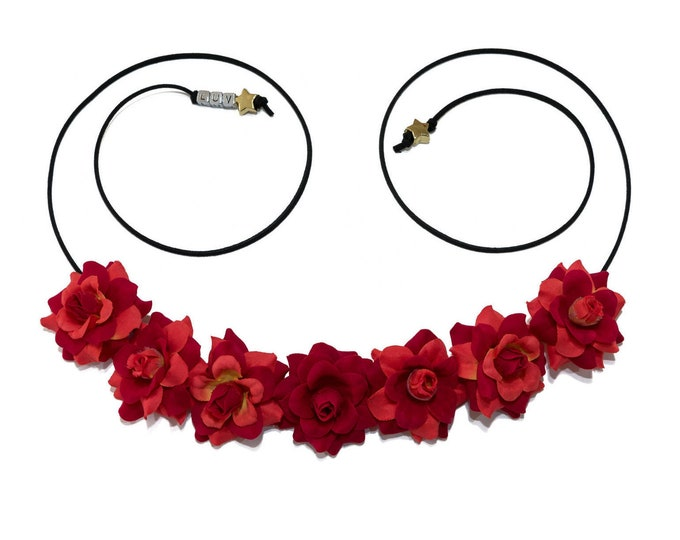 Aries Flower Crown