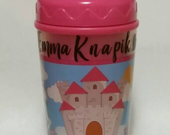 Personalized Sippy Cups