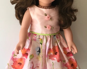 "18"" AG Doll dress"