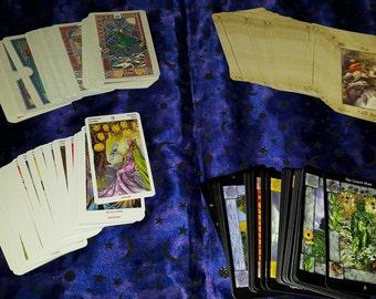 Celtic Tarot Reading